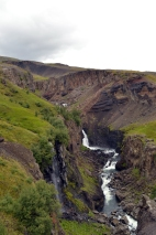 On our way to Lítlanesfoss