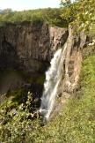 Hundafoss waterfall