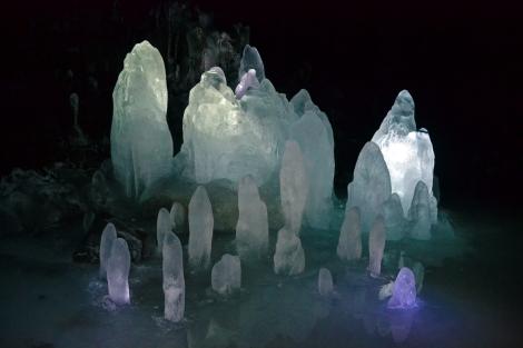 Lofthellir Lava cave