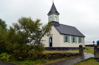 the church at Þingvellir