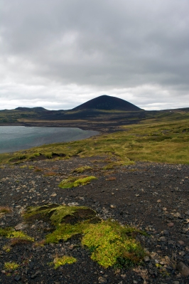 On our way to Snaefellsnes Peninsula