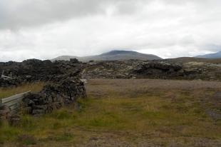Icelandic sheep enclosure