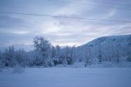 Nikkaluokta, Swedish Lapland