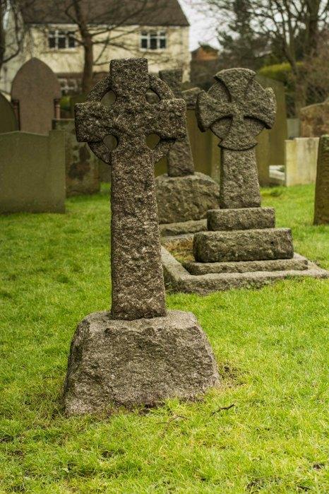 St Edmund's church graveyard