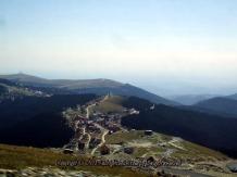 View of Rânca from Papusa Peak