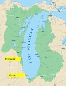 Road trip around Lake Michigan