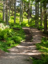 Hiking Conic Hills