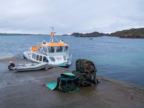 Staffa ferry