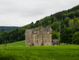 Castle Menzies.
