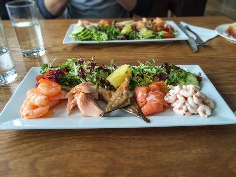 The Marina - Sea food platter