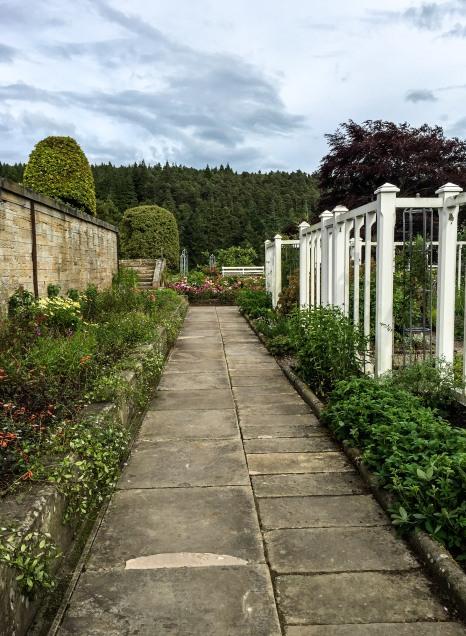 Formal Garden, Cragside