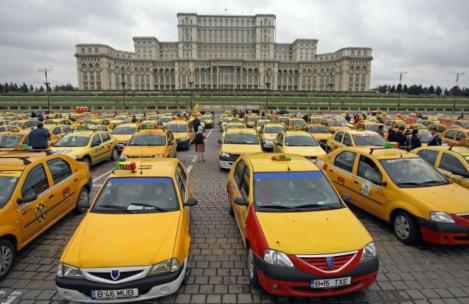 Bucharest Tourist Traps