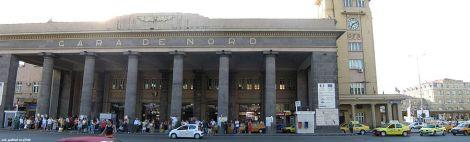 Gara de Nord Railway Station