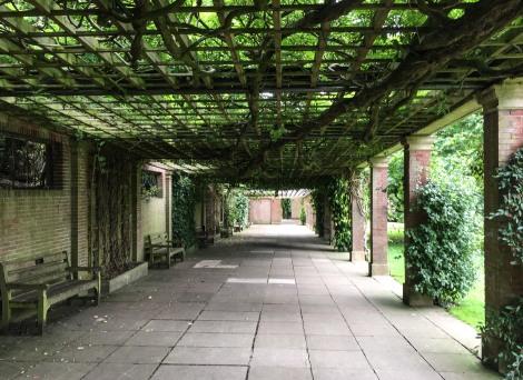 Valley Garden in Harrogate