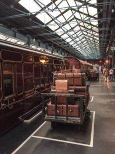 The National Railway Museum - York